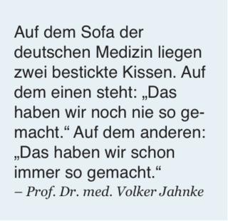 Gesundheit, gesund, ganzheitlich, komplementär, integrative Medizin, Schulmedizin, Top-Experten, Prof. Dr. Volker Jahnke