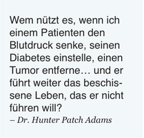 Dr. Hunter Pach Adams, Robin Williams, Arzt, Clown, Kinofilm, Biographie