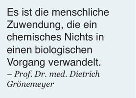 Gesundheit, gesund, ganzheitlich, komplementär, integrative Medizin, Schulmedizin, Top-Experten, Prof. Dr. Dietrich Grönemeyer