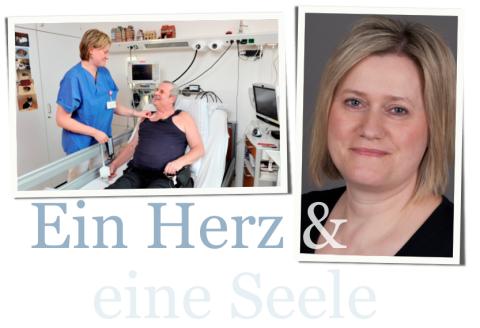 Herz, Transplantation, Reichenspurner, UKE, Warteliste, Patienten, Betreuung, Christine Oelschner, Hans-Heinrich Reichelt