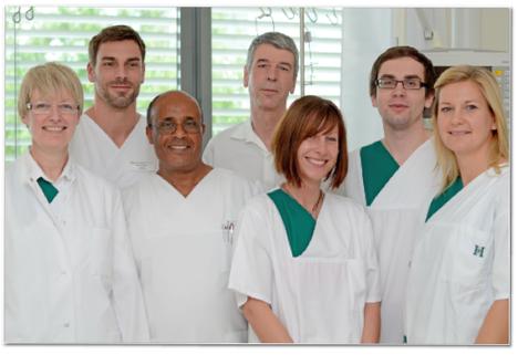 Hüftgelenk, Hüftprothese, Endo-Klinik, Prof. Gehrke, Schmerztherapie, Schmerzkatheter
