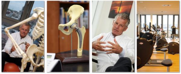 Prof. Thorsten Gehrke, Endo-Klinik, Hüftgelenk, Arthrose, Gelenkersatz, Schmerzen, Rehabilitation, Bewegung, Reha-Zentrum