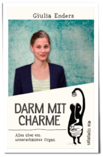 Giulia Enders, Darm mit Charme, Darm, Ullstein, Bestseller. gesund, Zeichnungen