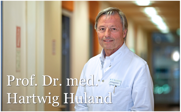 Prostata, Vergrößerung, Krebs, PSA, Vorsorge, Operation, Martini-Klinik, Hamburg, Prof. Huland, Potenz, Kontinenz, Interview