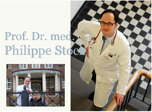 Prof. Dr. Philippe Stock, Pneumologe, Kind, Asthma, Allergie, Atemwege, Lunge, Mukoviszidose, Interview, Altona