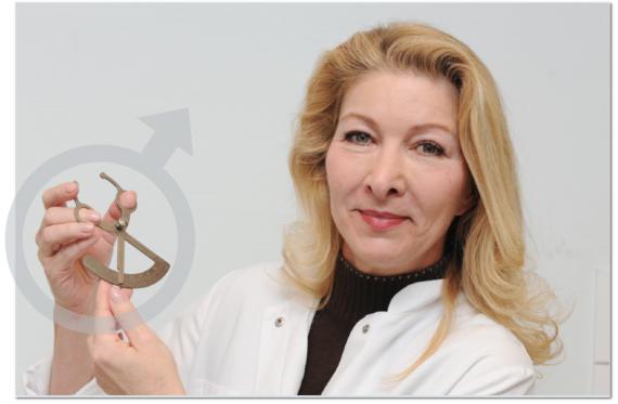 Unfruchtbarkeit, Mann, Hoden, Klinefelter-Syndrom, Andrologie, Testosteron, Messung, Hodengröße, Dr. Andrea Salzbrunn, Reichelt, Medizin für Menschen