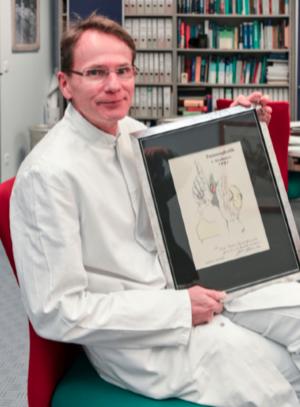 Replantation Handchirurgie, Prof. Dr. med. Andreas Eisenschenk, Amputation, Unfall , Medizin für Menschen