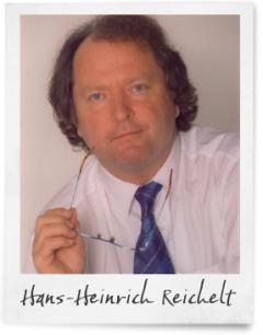 Hans-Heirnich Reichelt, Journalist, Medizinjournalist, Medizin für Menschen, Wunderbare Jahre Verlag